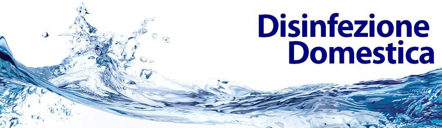 disinfezione domestica
