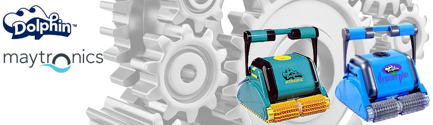 Ricambi per robot pulitore piscina Dolphin dynamic plus / dynamic 2002