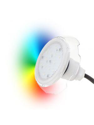 RGB Led Light / Mini projector for swimming pools - Seamaid 36 Led 7 W