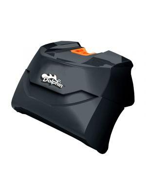 Maytronics 9991095 - Sportello cartuccia nero e arancione per robot Dolphin