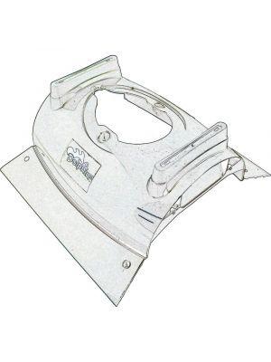 Maytronics 99951909 - Carenatura superiore bianca per Dolphin Thunder 10