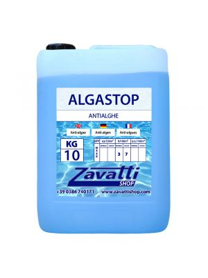 Chemical pool product algaecide - 10 Lt