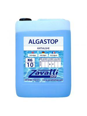10 Lt Algastop - antialghe liquido per piscina