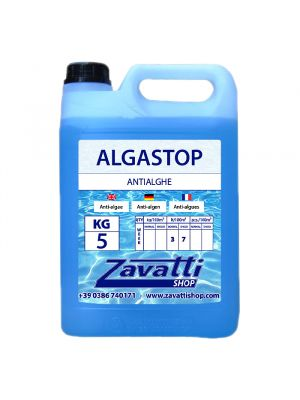 Liquid anti-algae of 5 LT