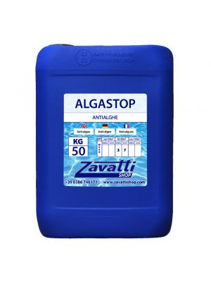 Chemical pool product algaecide - 50 Lt