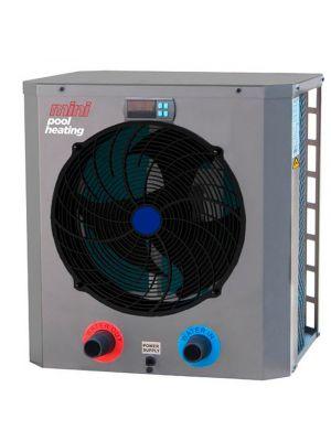 Mini pompa di calore ECO HEAT fino a 30 mc