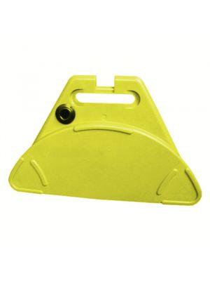 Maytronics 9995062 - Carter laterale con foro cavo per robot Dolphin Diagnostic 3001 giallo