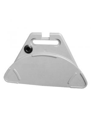 Maytronics 9995058 - Carter laterale grigio con foro per cavo per robot Dolphin M-LINE