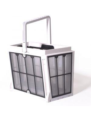 Cestello filtro completo di cartucce a maglia fine per robot DOlphin S200-s300-s300i-e30