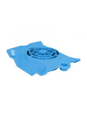 Maytronics 9980851 - Coprigirante motore blu per robot piscina Dolphin