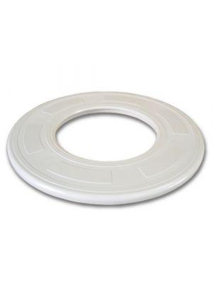 Anello / cornice bianca in ABS per faro piscina Pool's
