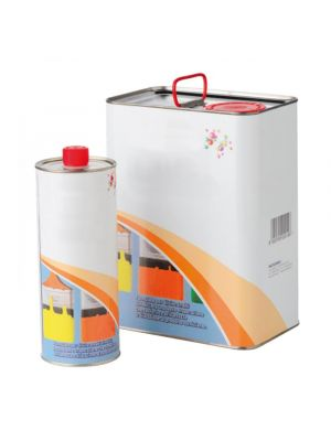 Diluente per ColorGum vernice / smalto per verniciare la piscina - confezione 5 lt