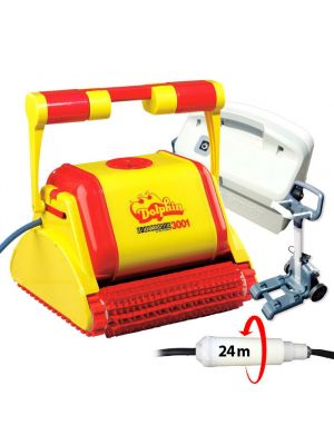 Robot Pulitore Piscina Dolphin Diagnostic 3001