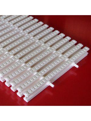 Griglia rettilinea rigida modello GR/25 prezzo al m Patentverwag in polietilene