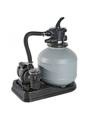 Impianto di filtrazione completo Easysand by Shott 8 MC/H - pompa 0,50 cv