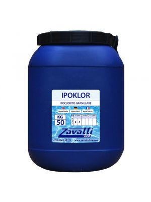 Calcium hypochlorite chemical pool product - 50 Kg