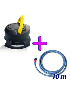 Kit Clean Cover - pool cover pump + drainpipe