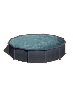 piscina fuori terra liner grigio serie granada