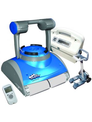 9999834-MAS Dolphin Maytronics Master M5 pool robot with Wonderbrush