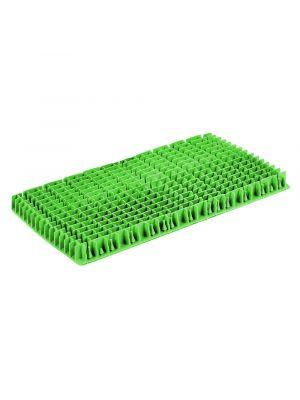 Maytronics 6101596 - Spazzola in pvc lunga verde di ricambio per robot Dolphin per piscina in liner pvc