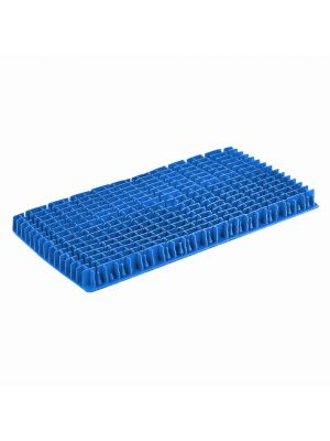 Maytronics 6101606 - Spazzola in pvc lunga blu di ricambio per robot Dolphin Magic Luminous