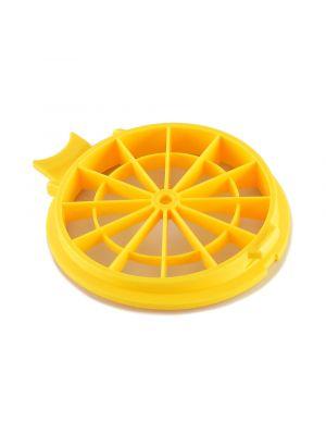 Maytronics 9980705 - Coprigirante giallo per robot Dolphin Pulit E70 - E80 - E90