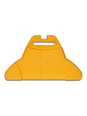 Maytronics 9981023 - Carter laterale arancione per robot pulitore Dolphin Wave 50
