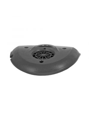 Maytronics 9982350 - Coprigirante copriventola grigio scuro per robot Dolphin