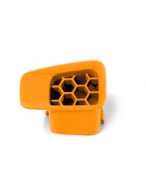 Maytronics 99831358 - Griglia sinistra arancione per robot Dolphin E30
