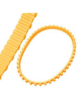 Maytronics 9985007 - Cingolo giallo di ricambio per Robot pulitore Dolphin - nuovo modello