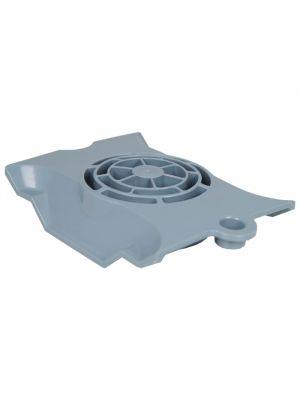 Maytronics 9991045-ASSY - Coprigirante motore grigio per robot piscina Dolphin
