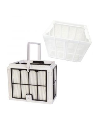 Maytronics 9991458-ASSY+9983106 - Filter basket complete with cartridges + insertable basket Dolphin