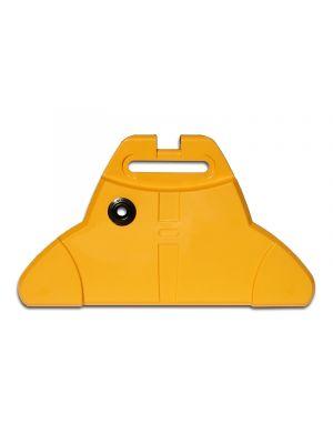 Maytronics 9995035 - Carter laterale con foro per cavo per robot Dolphin Wave 50