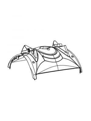 Maytronics 99952048-ASSY - Carcassa carenatura esterna per Dolphin Swash CL e TC