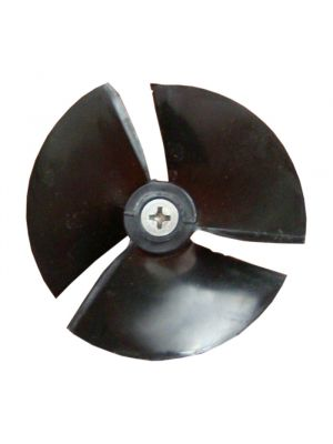 Maytronics 9995266 Black impeller with screw for Dolphin