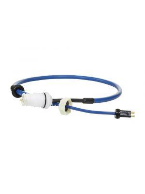 Maytronics 9995793-DIY - Spezzone cavo 1,2 m 2pin con supporto e connessioni Dolphin Diag