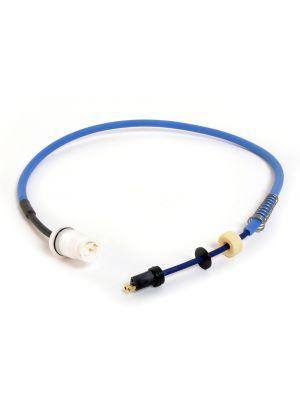 Maytronics 9995793-RC-DIY spezzone cavo swivel 1,2m 2pin con connessioni e molla Dolphin