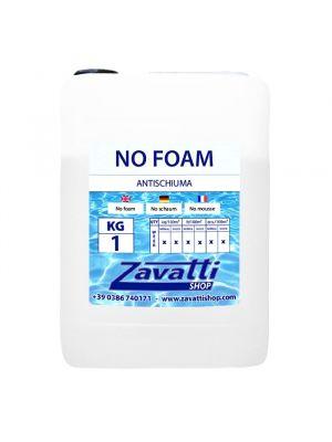 1 Lt No Foam - prodotto antischiuma concentrato inodore per vasche spa idromassaggio