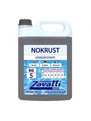Disincrustant chemical product for pool - 5 Lt