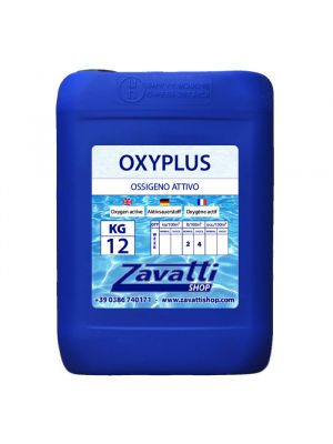 Active Oxygen product for pool - 12 Lt