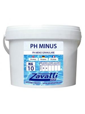 Ph reducer chemical pool product - 10 Kg