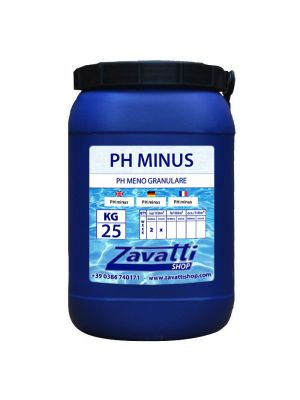 Ph Reducer chemical pool product - 25 Kg