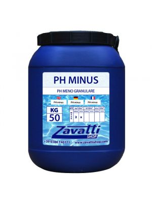 Ph Reducer chemical pool product - 50 Kg