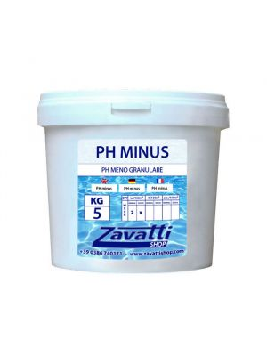 Ph reducer chemical pool product - 5 Kg