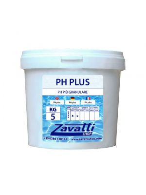 Ph Plus chemical pool product - 5 Kg