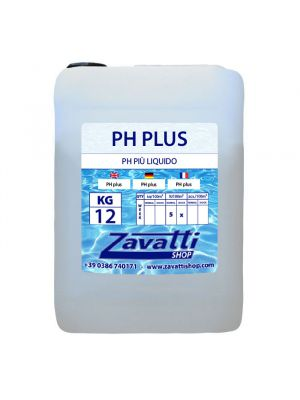 Ph Plus chemical pool product - 12 Lt