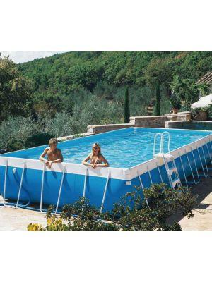 Piscina Laghetto CLASSIC 1 | H 100 con FILTRO A SABBIA 6m³h