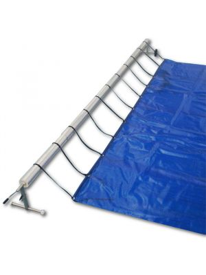 Rullo Avvolgitore per copertura piscina da 4,30 a 5,50 mt di larghezza
