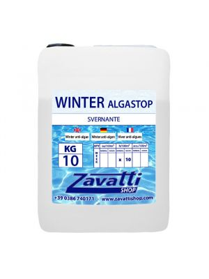 Wintering chemical product for pool - 10 Lt