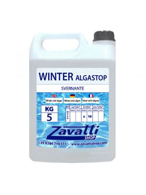 Wintering chemical product for pool - 5 Lt
